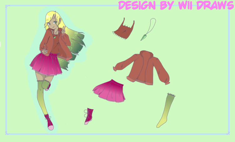 Kia Weetworth | Wii Draws Origi - wiidraws | ello