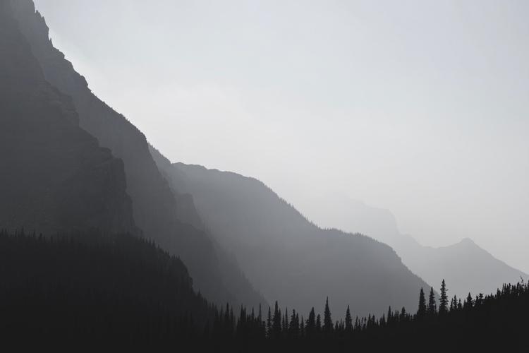 Mountain shadows - jackson_erb | ello