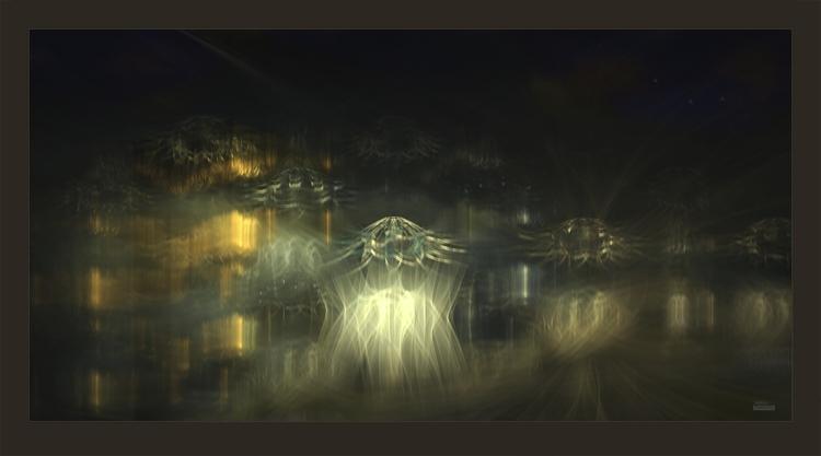 Storm! Medium: Fractal art digi - ageekonabike | ello
