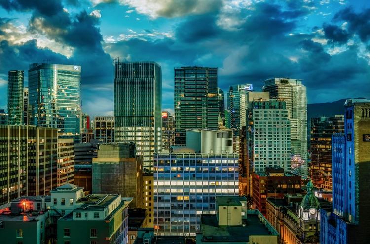 Vancouver Composite multi-expos - rickschwartz | ello