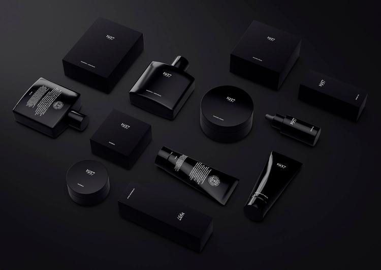 39 Black White Packaging Design - benim_jbweb | ello