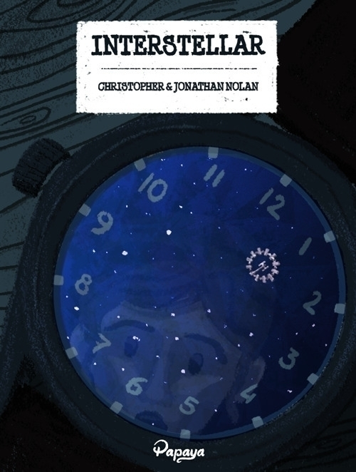 books - Personal Interstellar B - laurent_illo | ello