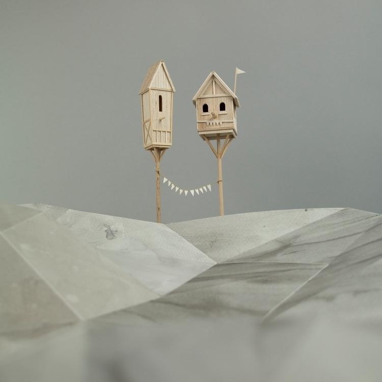 Story Objects Miniature sculptu - veravanwolferen | ello