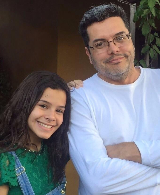 Com minha queridinha Gabi Sarai - alexanderzimmer | ello