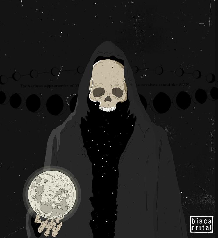 Moon - biscarrita | ello