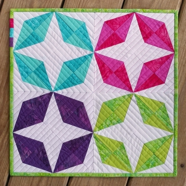 September Ovarian Cancer Awaren - sliceofpiquilts | ello