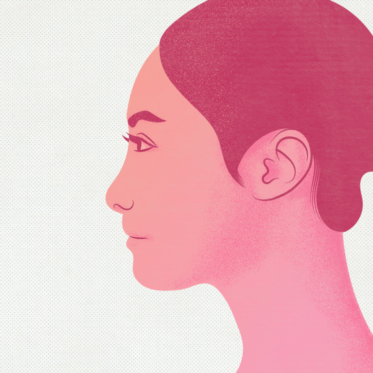 Profile - portrait, illustration - phosmer | ello
