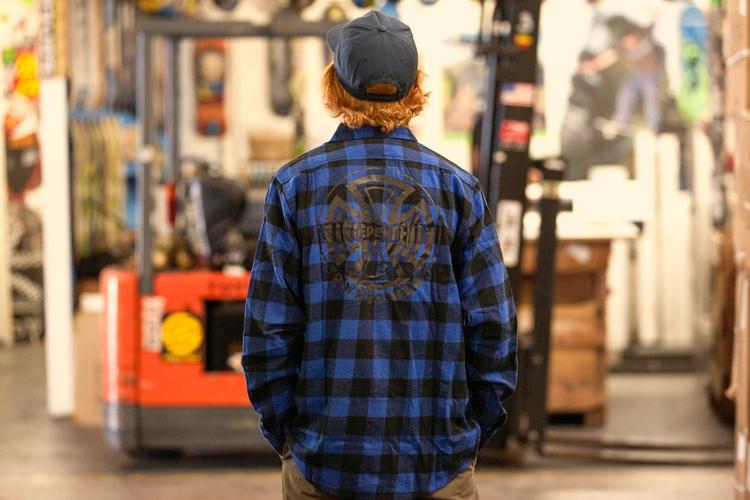 Factory Floor - part process 'P - independenttrucks | ello