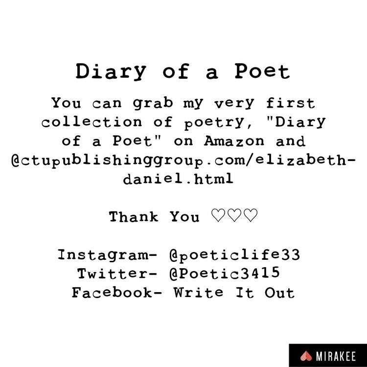 books, diary, poet, socialmedia - poetic1 | ello
