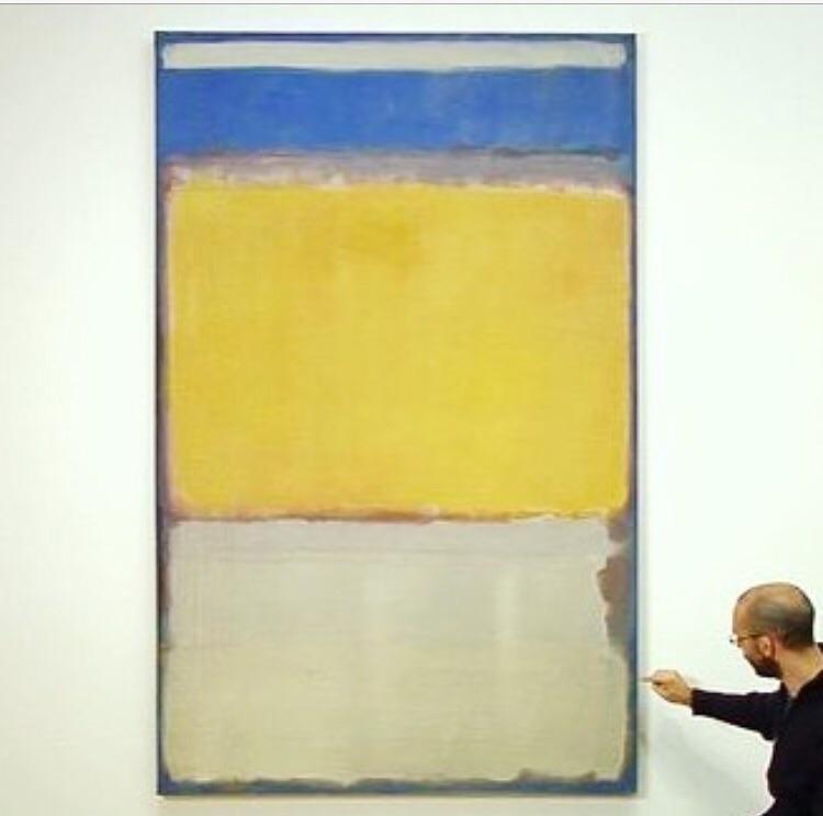 Reposting Mark Rothko - (1903  - bitfactory | ello