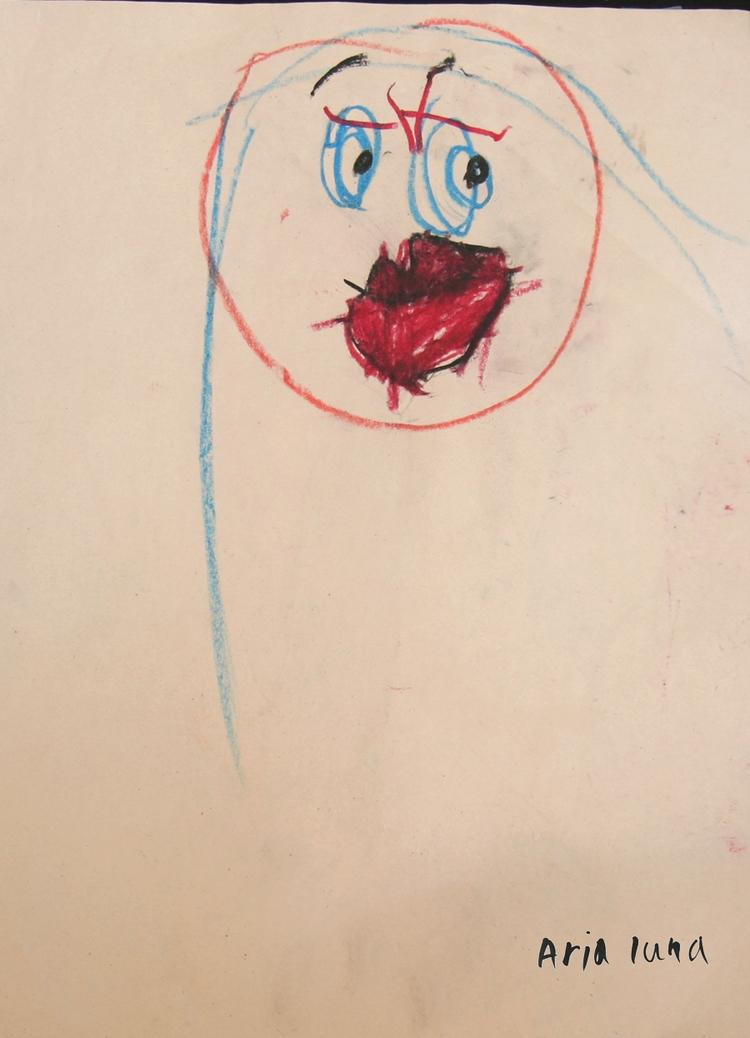 Red Lips, Aria Luna (3 years ti - arialuna   ello