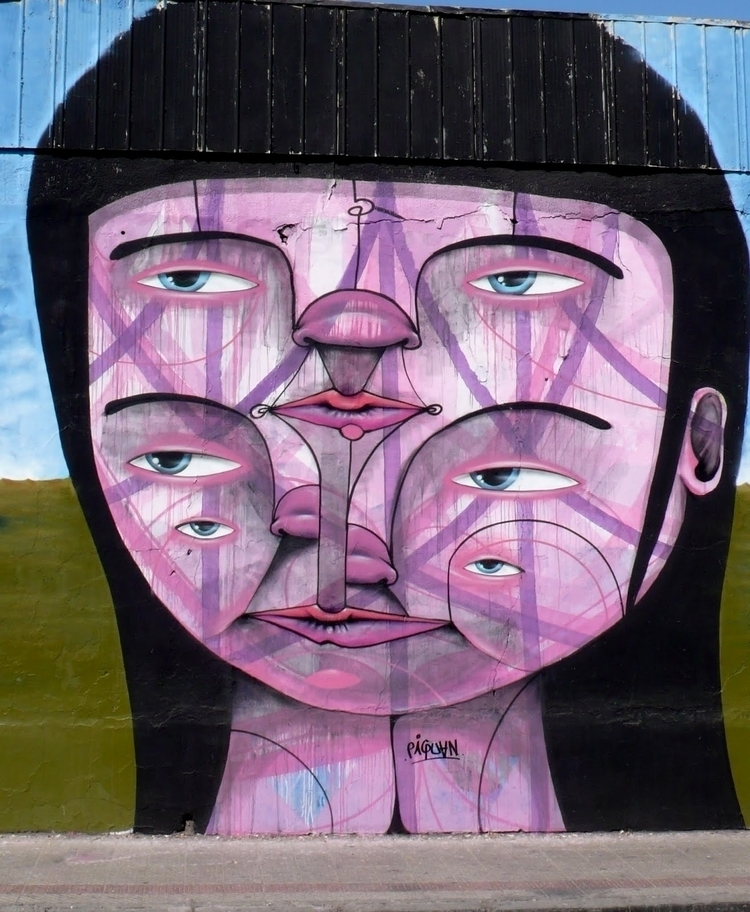 PINGUAN (Chile - streetart, santiagodechile - ellolatintalent | ello