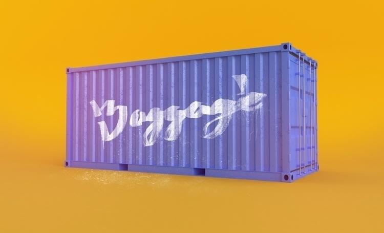 Baggage - Illustration, Container - aaaronkaufman | ello