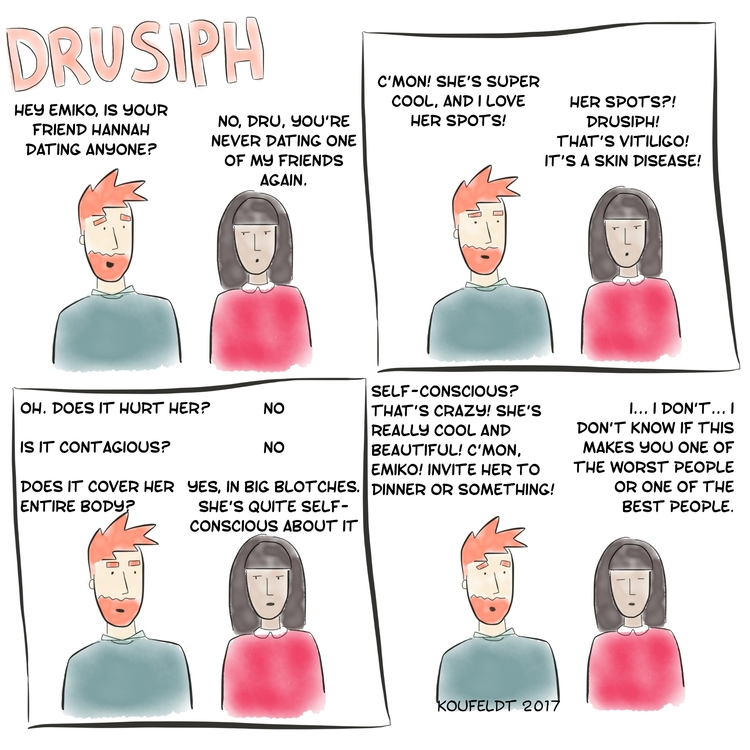 drusiph, friday, comic, comicstrip - drusiph   ello