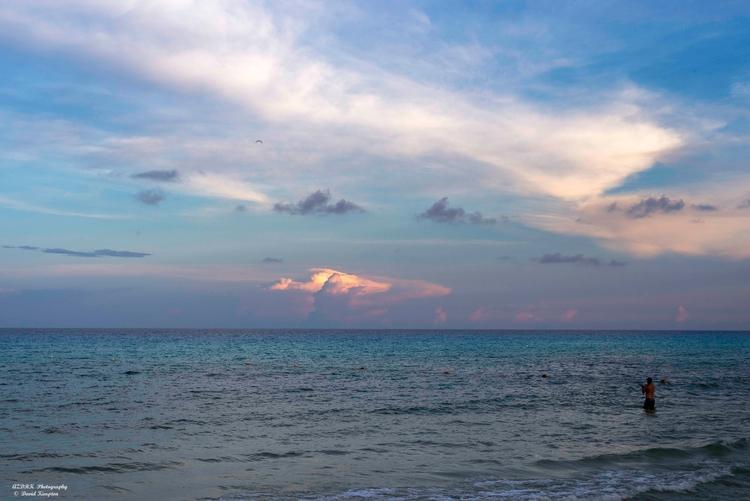 Surf Fishing, Cancun 2017 - Mexico - azdrk | ello