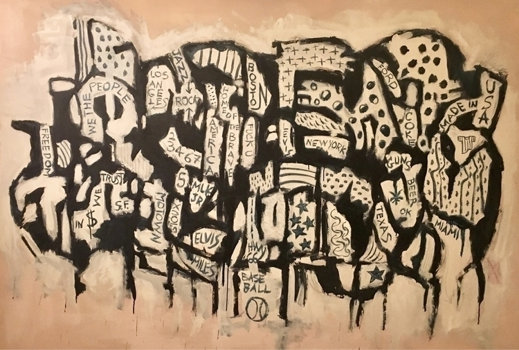 American Graffiti (WIP) Mix med - nicolamaria | ello