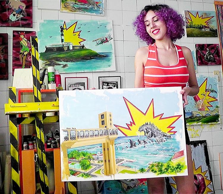 art studio, Salvador-Bahia (sta - lizunder | ello