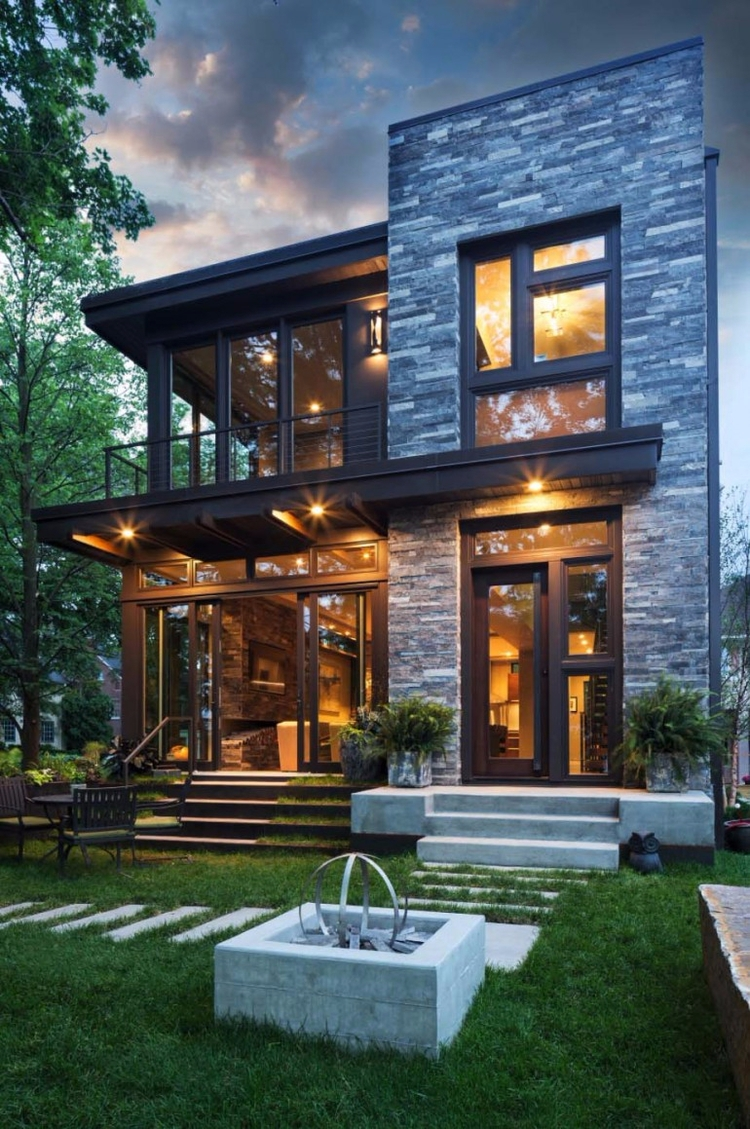 Idyllic contemporary residence  - paulearly | ello
