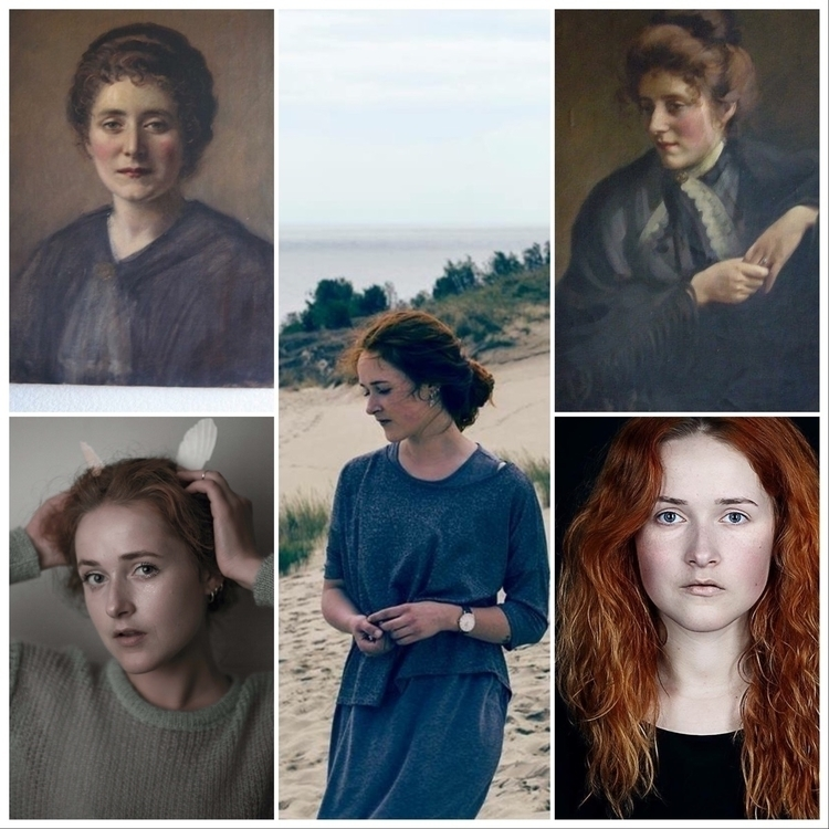 top portraits great grandmother - guywilthew | ello