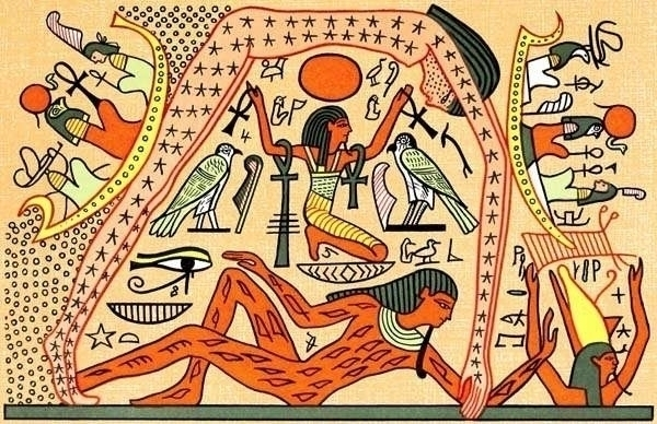 La gran Mitología Egipcia, se r - mitologias | ello