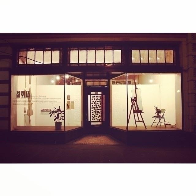 Generative Art studio Seattle - gallery - commonarea   ello
