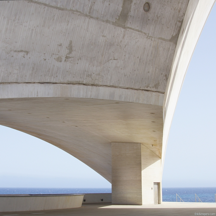 Auditorio de Tenerife Spain / S - erik_schepers | ello