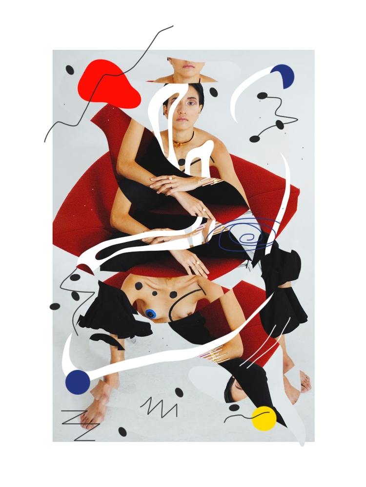 Miró Story Piece 1 Digital art  - paulguerrero | ello