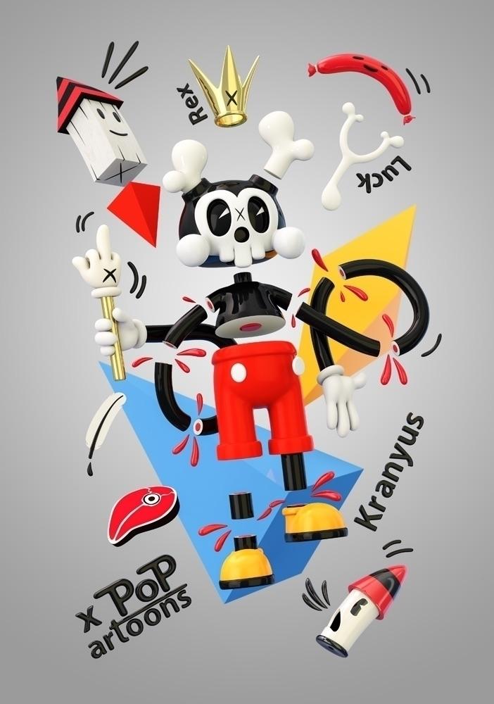 Popartoons unplugged - cartoons - theodoru | ello