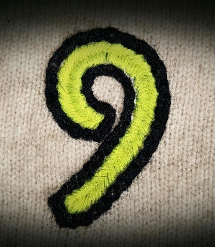 100% Hand Embroidered Custom Se - deaddabotsda | ello