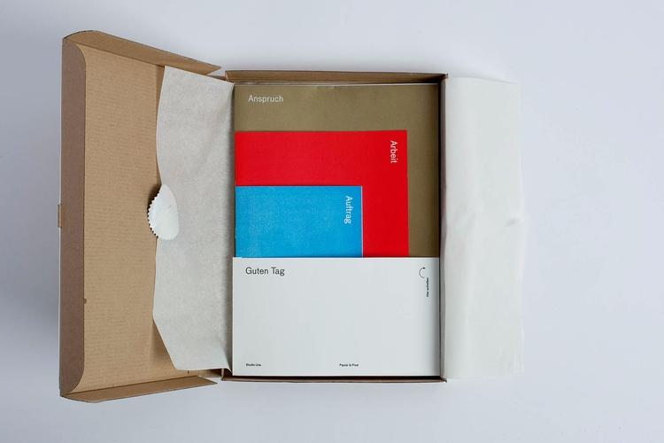 Studio Una, Paper Pixel Box - illustration - studiouna | ello