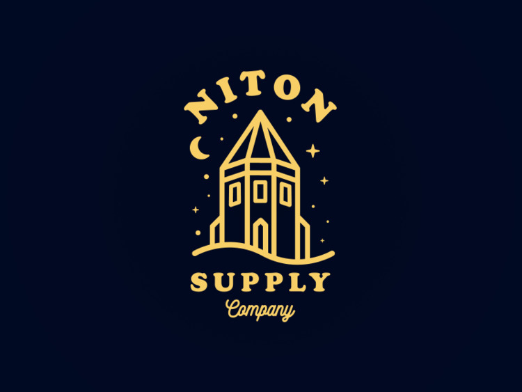 Tee design Niton Supply Co. Bas - mynrd | ello