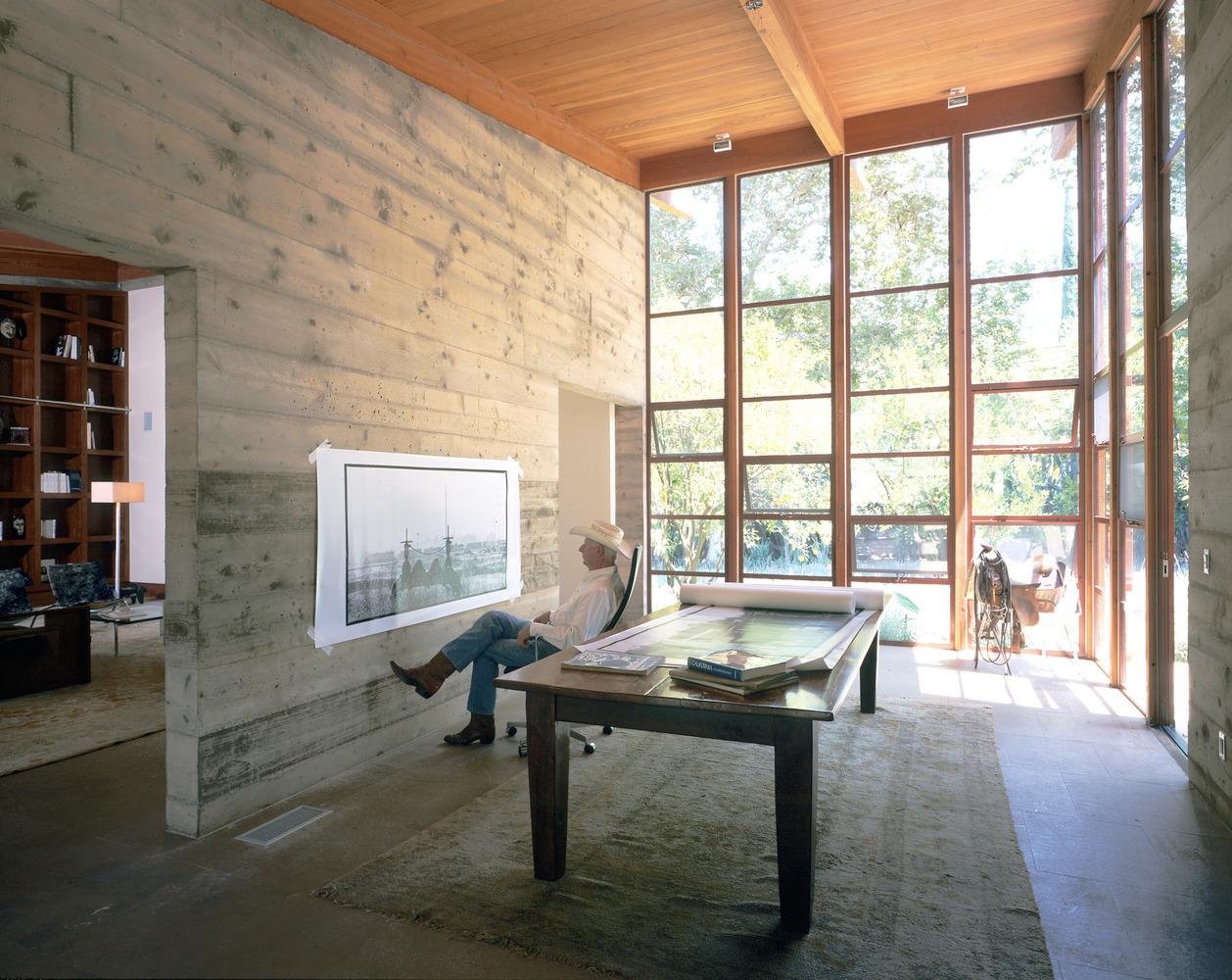 Sherman Residence / Peter Tolki - red_wolf | ello