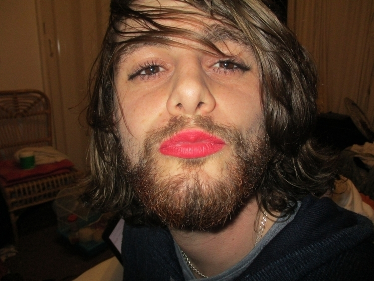 lipstick brighter futures - red - pleasantcynic | ello