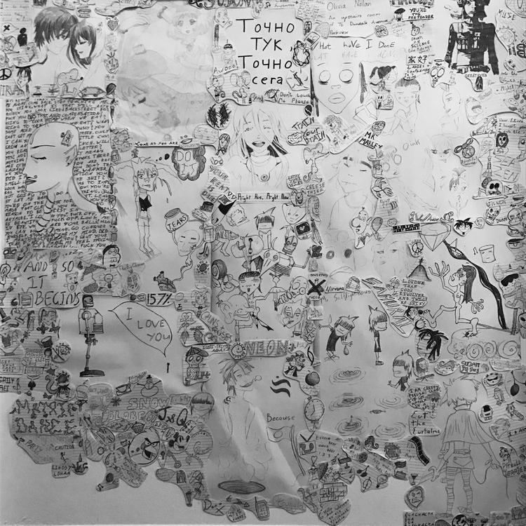 collection doodles years - illustration - pleasantcynic   ello