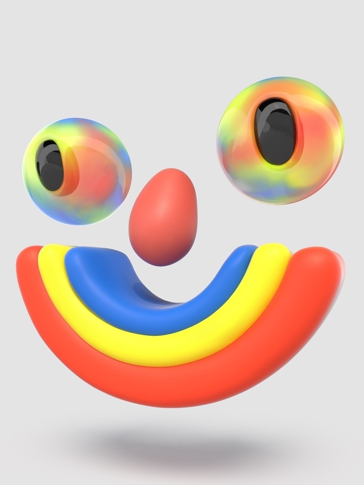Sides Rainbow - JOYworld, VirtualReality - joy | ello