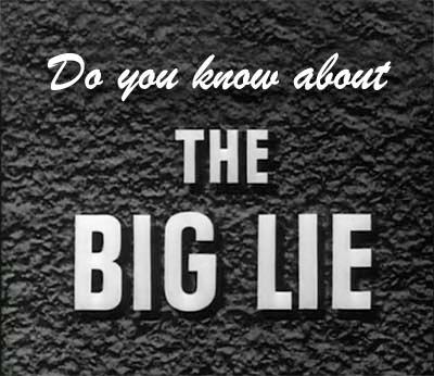 ANIMATION STUDENTS: Big Lie? ch - animationresources | ello