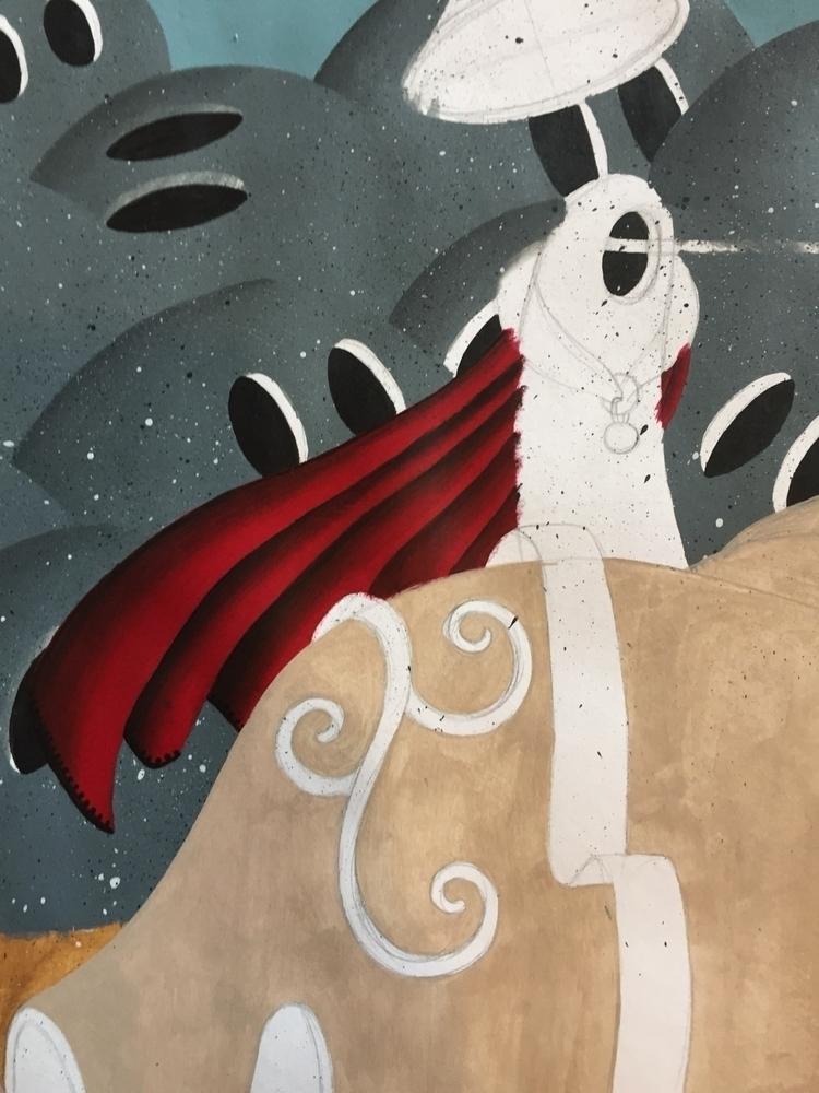 progress, art, wip, painting - jimmy-p | ello