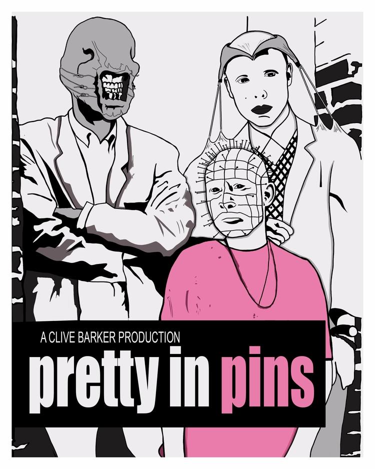 Hellraiser Pretty Pink Mashup - PrettyInPink - paulfrancisj | ello