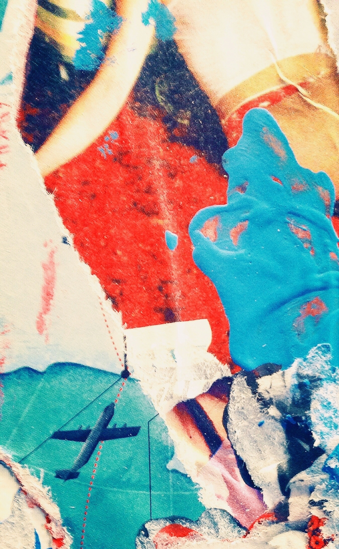 Drape Graceland - modern, collage - jkalamarz | ello