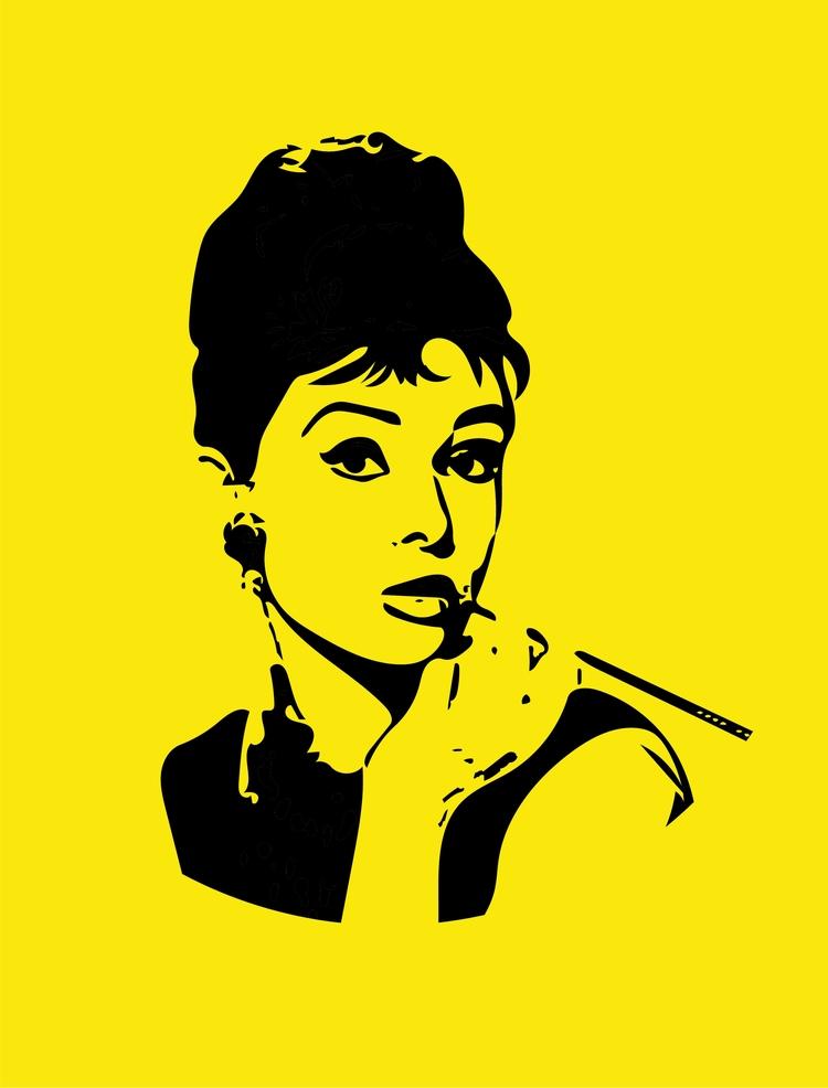Audrey Hepburn - mauriciobrito | ello