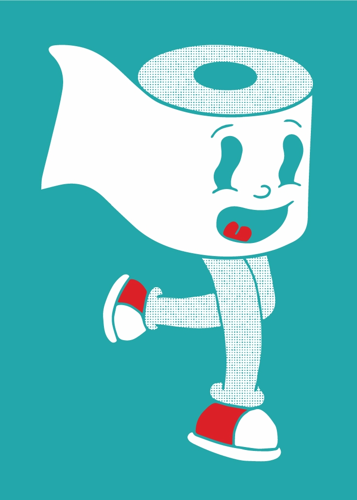 Watch Poop - illustration, poop - chrixmorix | ello