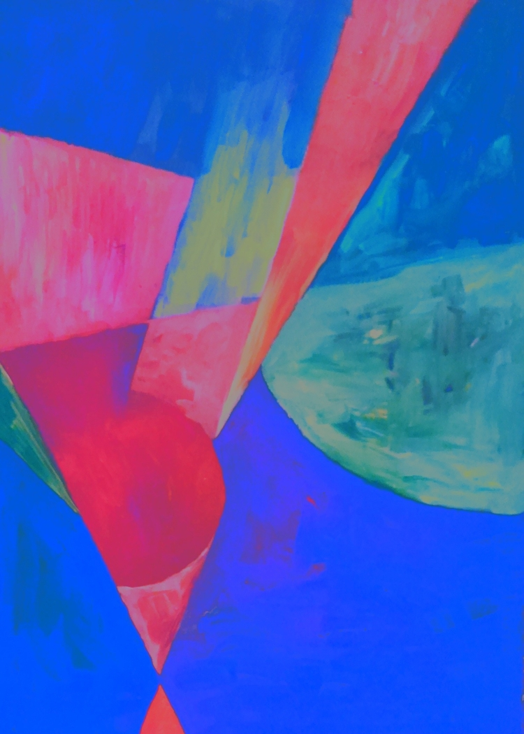 Intensively, abstract ///// *oi - guiart   ello