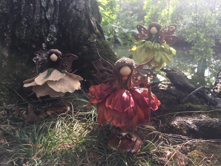 Autumn feels! magical faeries l - faerieblessings | ello