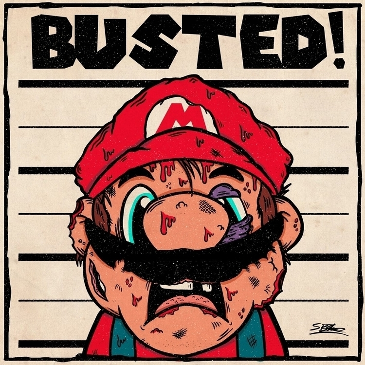 Video Game Day! archives Mario  - samuelbthorne   ello