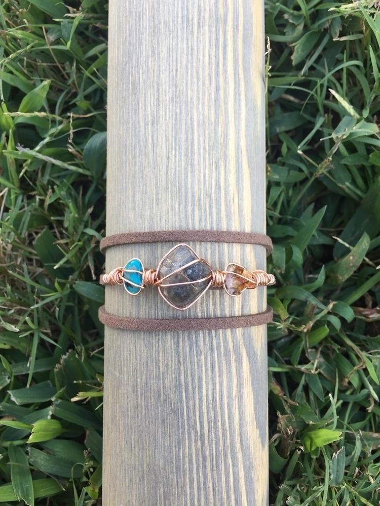 crystal trio wrap bracelets sho - rockfanatic | ello