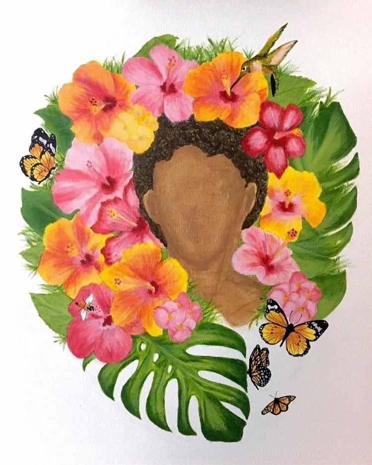 Coronita Caribeña - Caribbean C - kathynunezt | ello