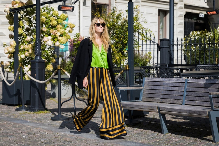 7 Striped Trousers Transition S - thecoolhour | ello