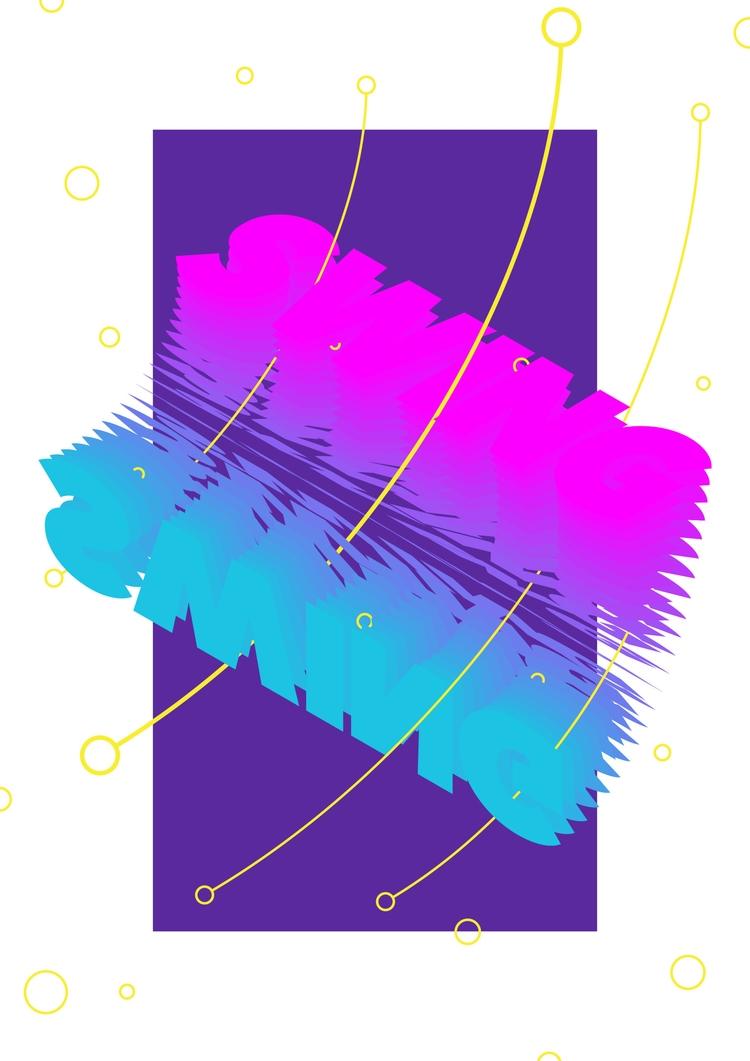 Swing. 42 - 365, design, poster - theradya | ello