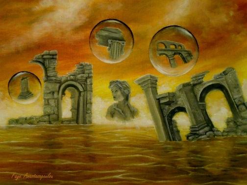 temples, ruins, monuments, historical - fayeanastasopoulou | ello