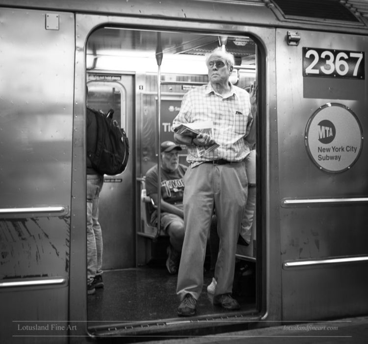 NYC Subway, 31 August 2017 - lotuslandfa - wlotus | ello